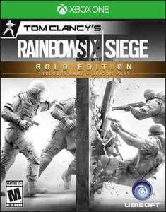 Tom Clancys Rainbow Six Siege Year 2 Gold Edition (Xbox One) £17.46 Delivered @ Hitari