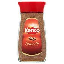 Kenco Smooth Coffee 200g £3.49 at the Co-op