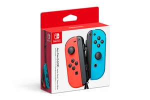Nintendo Switch Joy-Con pair Neon £57.96 @ EBuyer