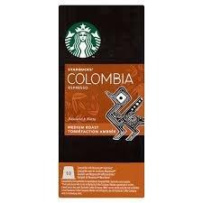 Starbucks Nespresso caps £1.25 @ Tesco - Inverurie