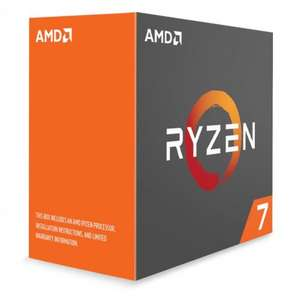 AMD Ryzen 7 1700X £303.57 - 320.82 used @ amazon warehouse