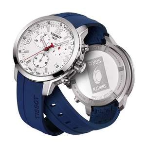 Tissot PRC 200 RBS 6 Nations Chronograph Men's Watch £280 @ Beaverbrooks