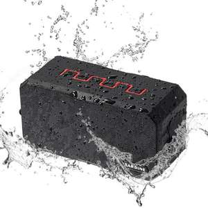Waterproof Bluetooth Speaker for £4!  / £8.75 non prime RRP £60 Sold by VOOKI and Fulfilled by Amazon