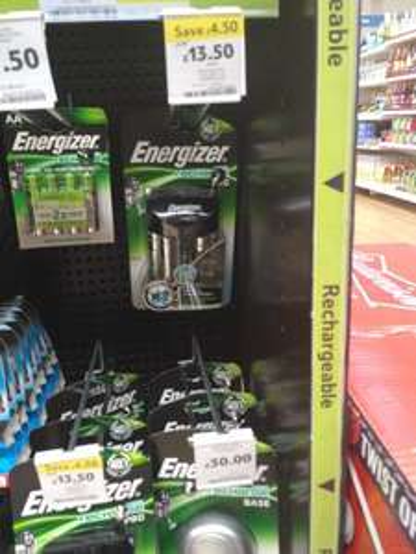 Energizer Pro Charger Plus 4X2000mah Uk £13.50 @ Tesco