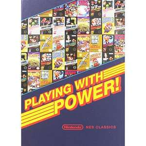 Playing With Power Nintendo - Nes Classics  Hardback Book £5.60 C&C (with code) @ TheWorks