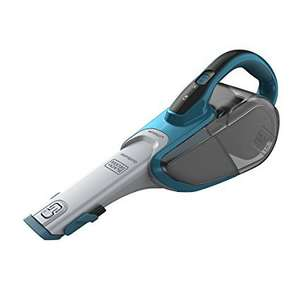 BLACK+DECKER 10.8 V Lithium-Ion Dustbuster with Cyclonic Action, 21.6 W £39.99 @ Amazon