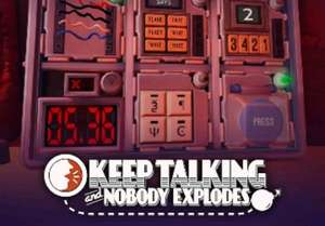 Keep Talking and Nobody Explodes (Steam) $6.50 £5.03 @ Chrono