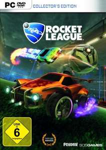 [Steam] Rocket League Collectors Edition PC - £9.49 with 5% FB Code