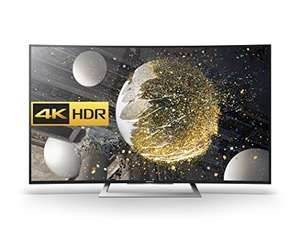 Sony Bravia 50 inch Curved Android 4K HDR Ultra HD Smart TV with Youview, Freeview HD, PlayStation Now £660 @ Amazon