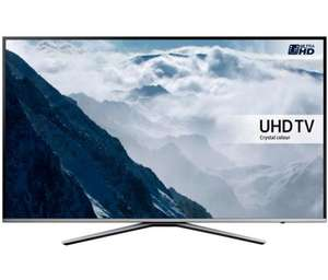"49"" Samsung built in Freesat TV with 6 year £529 RicherSounds"
