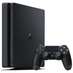 Sony PlayStation 4 Slim Console, 1TB £229.99 - I just got John Lewis to price match this with Tesco