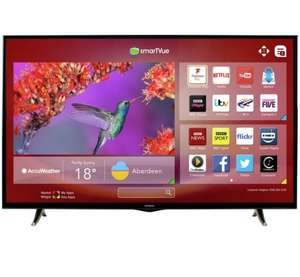 Hitachi 50 Inch Freeview Play Smart TV £299.99 at Argos