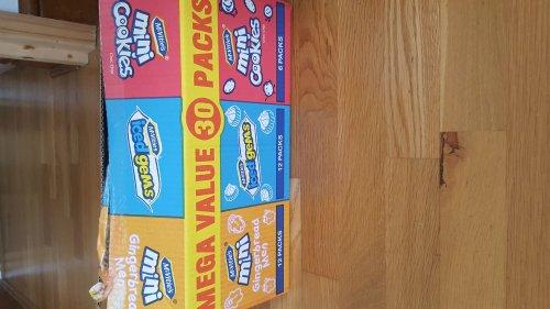 Mega value snack box Asda - Gillingham £3