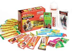 High5 Race Pack £6.99 + Free C&C @ Halfords / Ebay