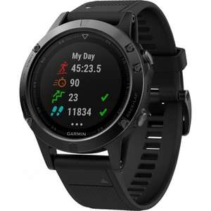 Fenix 5 Sapphire for £531 with code at Cotswold outdoor