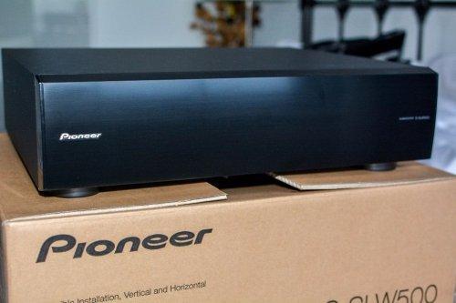 PIONEER SSLW500 Black PASSIVE SUBWOOFER £4.99 @ Richer sounds