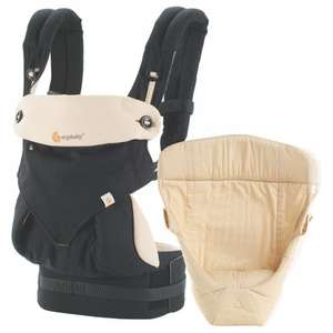Ergobaby 360 bundle of joy (with insert) £111.92 at John Lewis (online and instore)