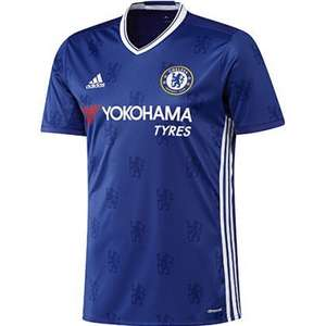 Official 16/17 Kids Chelsea Jersey ahead of Cup final Day. £12 + £4.95 Delivery @ Chelsea Megastore