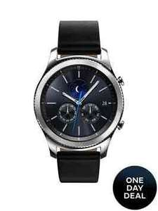 Samsung Gear S3 Classic Smart Watch £289 Free C&C @ Very