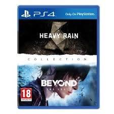 PS4 Heavy rain & beyond 2 souls brand new free P&P £16.99 @base