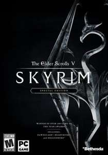 The Elder Scrolls V 5 Skyrim Special Edition PC £12.34 @CDKEYS