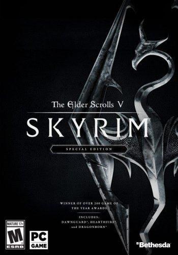 The Elder Scrolls V 5 Skyrim Special Edition PC £12.99 @ CDKeys