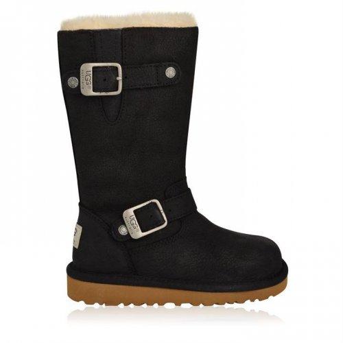 Uggs Kids Kensington Boots, Limited Sizes, (Brown Sizes C9, 3, 4 - Black C9, C10, 3) £36 + £5.99 P&P @ Flannels = £41.99