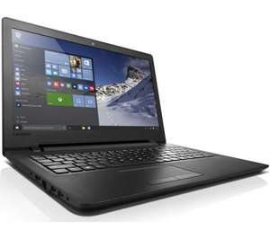 "LENOVO IdeaPad 110 1TB 15.6"" Laptop - Black £249.99 at PC World (C&C)"