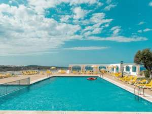 7 nights, Self Catering, Sa Mirada Apartments Spain, Balearic Islands, Menorca, Arenal D'en Castell (May), from London Gatwick, 2 adults  £129 pp  (Price includes 15kgs Luggage pp & Resort Transfers) £258 @ Thomas Cook