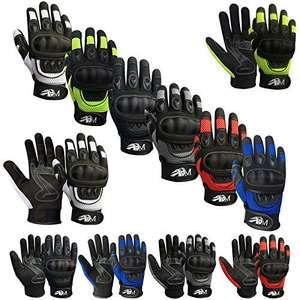 Summer motorbike gloves from £12.99 - £14.99 @ Amazon (despatched and sold by 1stopbabystore)