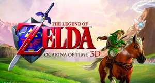 The Legend of Zelda: Ocarina of Time 3D 3DS - Game Code £14.99 @ CDKeys (before code)