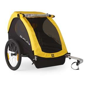 Burley Bee Bike Trailer £229 with code + up to 7% quidco.@ Go Outdoors
