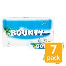 7pk Bounty (Twin), Ripple , Twix (Twin), 9 pk Mars, Snickers  £1.50 @ Tesco