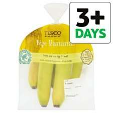 Ripe Bananas 5 Pack, Small Tangy Apples 520G Medium Avocados , Little Gem Lettuce Twin Pack, Beef Tomatoes 49p @ Tesco