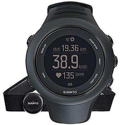 Suunto Ambit3 Hr Ambit 3 Sports Heart Rate Watch Black £153.76 @ Amazon