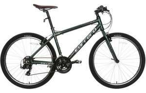 Carrera Parva Hybrid Bikes was £330 now £186.30 / Carrera Sulcata Mountain Bike was £430 now £267.30 with code @ Halfords (both Men's / Women's on offer)