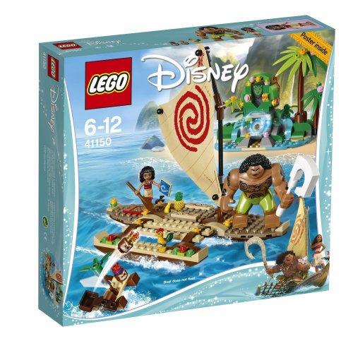 LEGO 41150 Disney Princess Moana's Ocean Voyage £23.32 (42% off) - Amazon