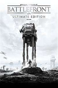 Star Wars Battlefront Ultimate Edition £15 with Gold on Xbox