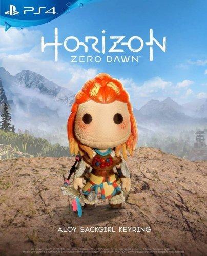 Horizon Zero Dawn Aloy Sackgirl Keyring - £2.69 - 365Games