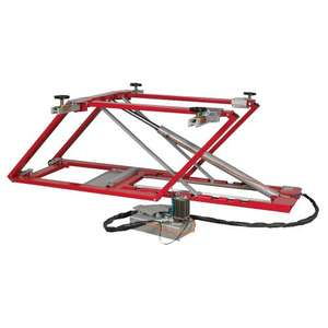 Price Glitch, Sealey AVR2500A 2.5 Tonne Air/Hydraulic Vehicle Lift - 1p tool-net.co.uk