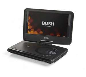 "Bush 9"" Portable dvd player with screen & swivel action was £79.99 now half price at £39.99 @ Argos"