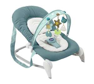 Chicco Hoopla baby bouncer in sky was £46.99 now £34.99 @ Argos