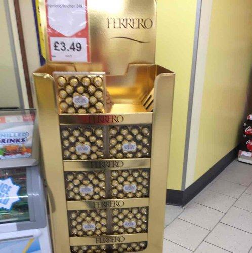 ferrero rocher 24 just £3.49 instore @ Heron Hull