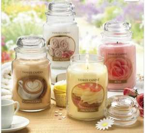 SET OF FOUR YANKEE CANDLES £39.96 (+£4.95 del) @ Studio