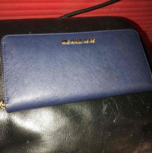 Michael kors navy ladies wallet, at TKmaxx Burnley. £39.99 instore