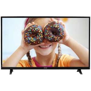 "Linsar 49UHD200 LED 4K UHD Smart TV, 49"" with Built-In Wi-Fi, Freeview HD & Freeview Play £369 @ John Lewis"