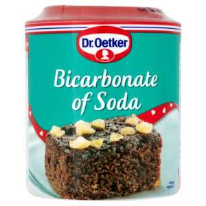 Dr. Oetker Bicarbonate of Soda 200g - 50p at Iceland