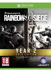 Rainbow Six Siege Gold Edition Season 2 (Xbox One) £13.59 Delivered @ Base (Backorder)