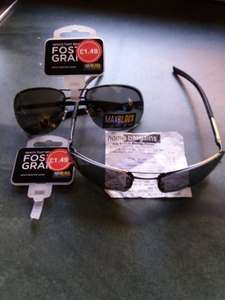 foster grants sunglasses £1.49  instore @ Home Bargains (Dumfries)