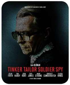 Tinker, Tailor, Soldier, Spy - Limited Edition Steelbook [Blu-ray+DVD] £3 in store @ Fopp